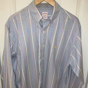 Brooks Brothers L men's dress shirt